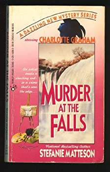 Murder at the Falls (Charlotte Graham Mysteries) 0425140083 Book Cover