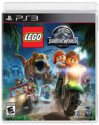 Take-Two Interactive LEGO Jurassic World, PS3 - Juego (PS3, PlayStation 3, Soporte físico, Acción / Aventura, Traveller's Tales, 5/12/2015, Básico)