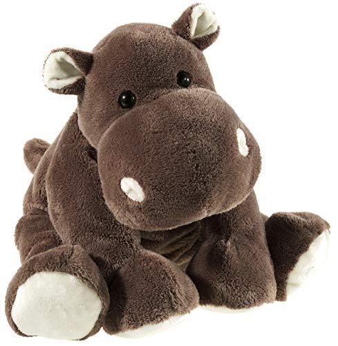 Heunec 277977 MISANIMO Hippo sitzend 28 cm, braun