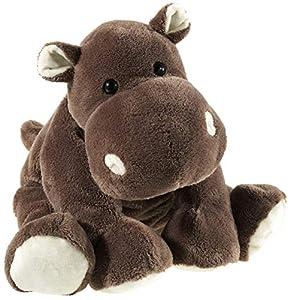 Heunec 277977 Misanimo - Hippo sentado (28 cm), color marrón