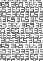 igsticker ポスター ウォールステッカー シール式ステッカー 飾り 1030×1456㎜ B0 写真 フォト 壁 インテリア おしゃれ 剥がせる wall sticker poster 012264 白黒 数字 文字