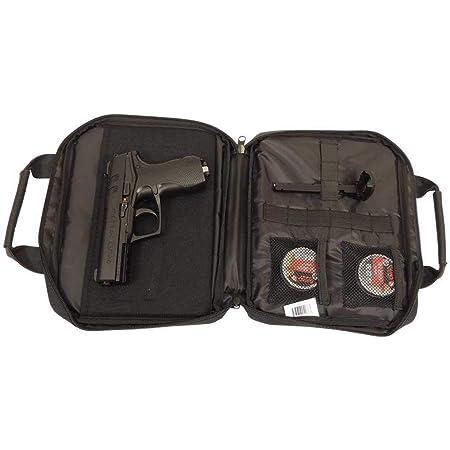 New Airsoft BB Gun Case Plastic Pistol Carry Box Holder Outdoor Game Accessories