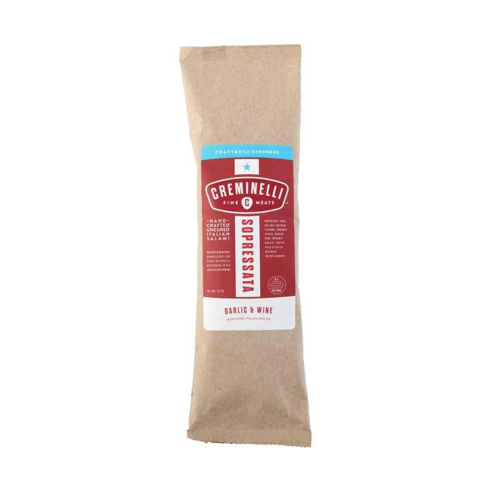 Creminelli NEW Fine Meats Limited time for free shipping Salami Sopressata 5.5 9 Ounce case per --