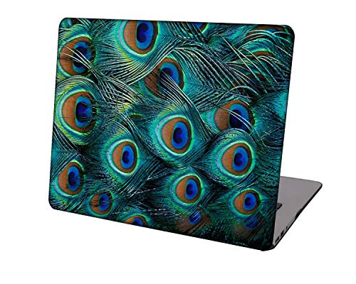 Laptop Case for MacBook Air 13 inch Model A1369/A466,Neo-wows Plastic Ultra Slim Light Hard Shell Cover Compatible MacBook Air 13 Inch No Touch ID,Animal A 19