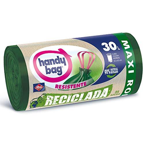 Albal mobiele telefoon tas - duurzaam gerecycled - zak met ritssluiting - 25 zakken