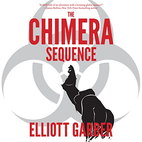 Page de couverture de The Chimera Sequence
