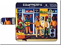 iPhoneX(5.8インチ) ケース 手帳型 レゲェ ラスタ REGGAE ジャマイカ スタンド機能 カード収納付き