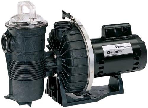 lowest price Pentair 345300 Challenger High depot Flow 5-Horsepow Pump Single Speed