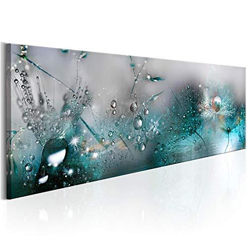 Znner DIY 5d Diamant Schilderset grote grootte Abstracte spuitkunst van blauwe water diamant schilderijen Volledig boren kristal strass borduurwerk zelfmaken kruissteek kunst voor huis wanddecoratie 60x120cm Square dril
