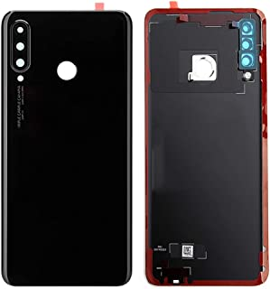 Battery Cover Back Glass Rear Door Housing Case + Camera Lens for Huawei P30 Lite (24MP/48MP) MAR-LX1M MAR-AL00 MAR-TL00 /...