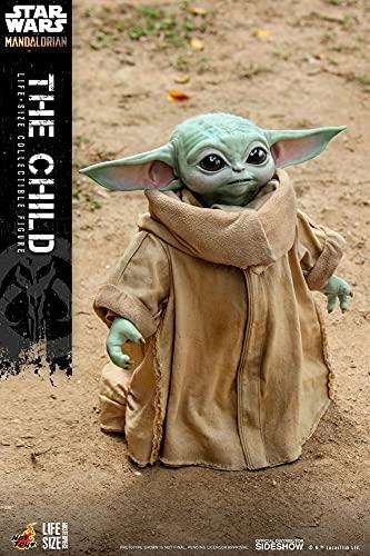 Hot Toys Figura coleccionable The Mandalorian The Child de Star Wars