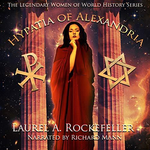 Diseño de la portada del título Hypatia of Alexandria
