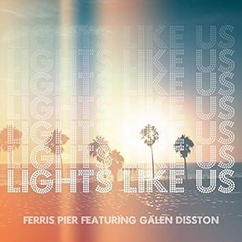 Lights Like Us (feat. Galen Disston)