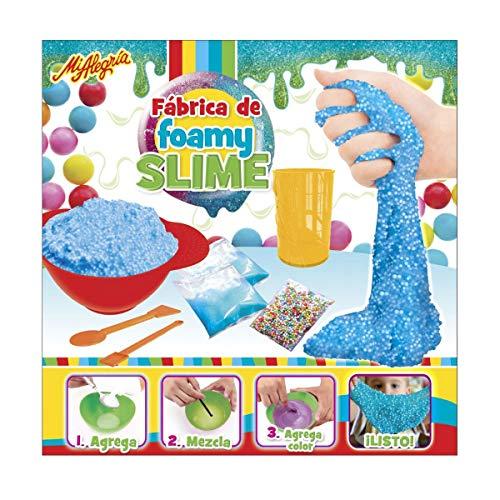 Mi Alegria Fabrica de Slime Fomy Game