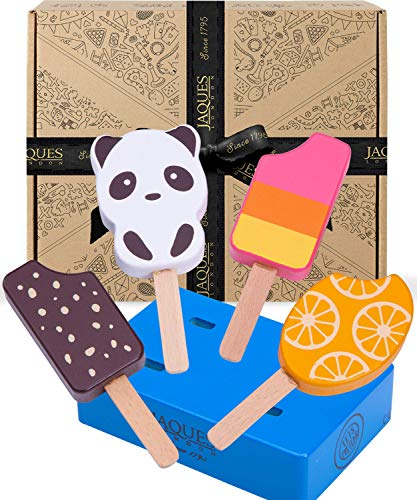 Jaques of London EIS Spielzeug | Kaufladen Zubehör | Kaufladen Zubehör Holz | Kaufmannsladen Zubehör | Outdoor Küche Kinder | Kinderküche Geschirr | Kaufmannsladen Zubehör Holz | Seit 1795