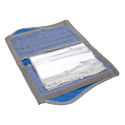 Mustad Rig & Trace Wallets - Cod Bass Wrasse Pollock Conger Sea Fishing Tackle by First4Fishing
