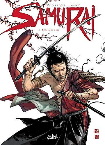 Samurai T05: L'Île sans nom