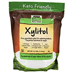 XYLITOL: An incredible sweetener that more and more people are turning to as an ideal substitute for sugar. NO OTHER ADDED INGREDIENTS: Unlike sugars such as sucrose and fructose, this naturally occurring sugar alcohol won't promote tooth decay, has ...