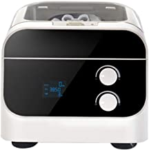 Smart Centrifuge, Low-Speed 0-4000 Rev/Min Centrifuge with Digital Display Work with 12 Tubes of 2ml, 5ml, 7ml, 10ml for Blood Collection Serum Separation