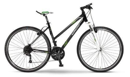 Winora Paris Damen Crossrad 28', SLX Mix, 27-Gang Modell 2012 - Rahmenhöhe 44 (RH 44 cm)