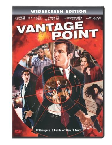 Vantage Point (Single-Disc Edition) by Sony Pictures Home Entertainment