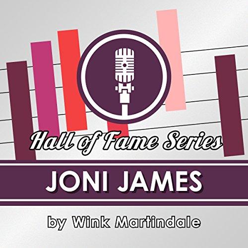 Joni James copertina