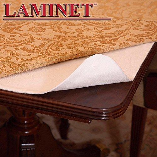 LAMINET Deluxe Cushioned Heavy Duty Table Pad, 52 x 108