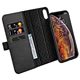 Best Detachable Wallets - ZOVER Detachable Wallet Case Compatible with iPhone Xs Review