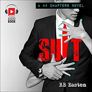 Suit audiobook cover art