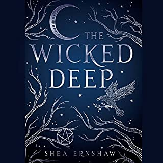 The Wicked Deep audiobook cover art