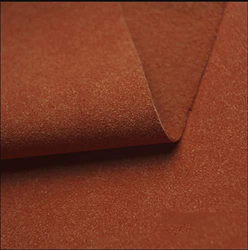 Polipiel Tela PU Tela de imitación Sólido de color de piel de cuero de imitación de cuero de la tapicería de la tela del material texturado for la decoración Sofás Sillas Bolsas tapicería por metro X
