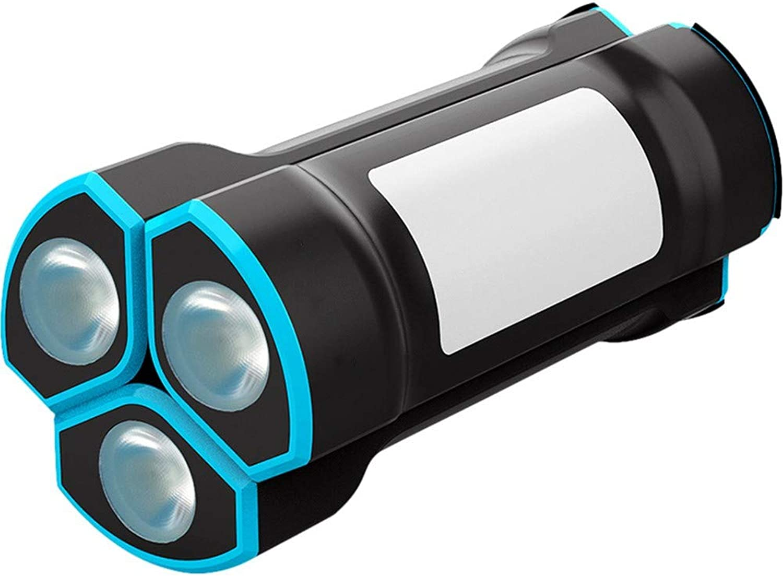 Xinxin24 DREI in Einem Einem Einem im Freien Multifunktionsnotfall führte helle bewegliche Energie Wasserdichte helle Taschenlampe B07Q5TTKGL  Verbraucher zuerst ba55fa