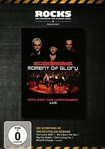 Scorpions - Moment of Glory [Italia] [DVD]