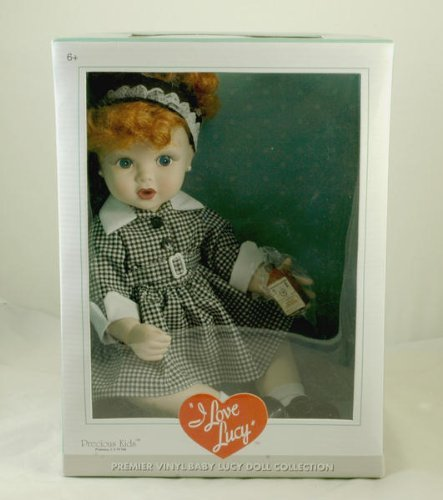 I Love Lucy Vita Baby Doll, 'Lucy Does a Tv Commerical '