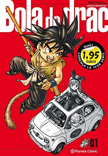 MM Bola de Drac nº 01 1,95 (Manga Manía)