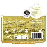 HEU-HEINRICH® 6 x 1kg Bio – Stroh – weiches Einstreu für Ihr Heimtier - 5