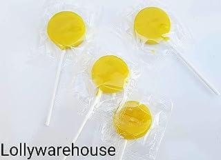 Lollipops Flat Yellow 1kg