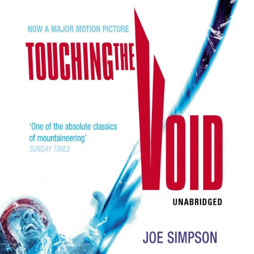 Touching the Void audiobook cover art