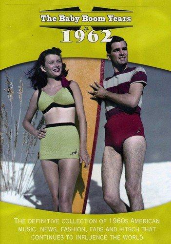 Baby Boom Years: 1962 / (Dol) [DVD] [Region 1] [NTSC] [US Import]