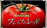 [Amazon限定ブランド] カゴメ プレミアムレッド 高リコピントマト50%使用(食塩無添加)お試しセット 160g×12本