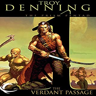 The Verdant Passage cover art