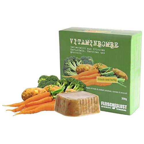 Fleischeslust | Fleischeslust Vitaminbombe Kartoffeln, Zucchini und Pastinaken | 300 g