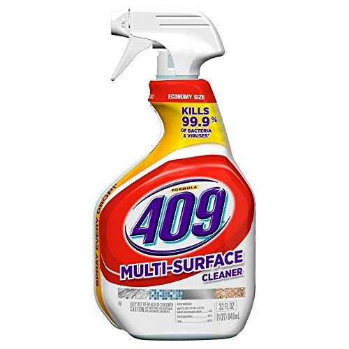 Formula 409 00889-2pack Antibacterial multi surface Cleaner, 32 oz (Pack of 2)