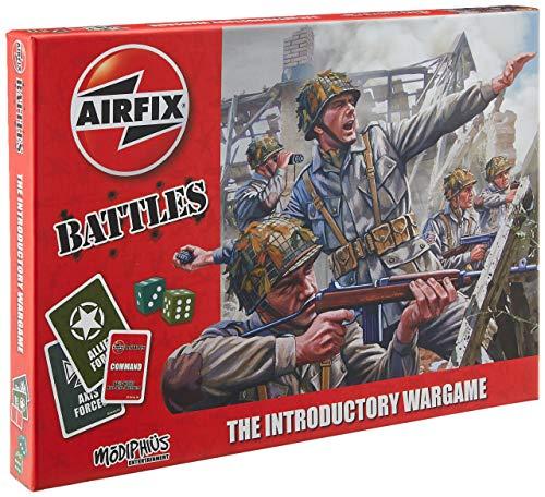 Modiphius Airfix batallas Junta Juego