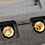 Environ Pumpengruppe Profimix + Wilo PARA 25/6 Hocheffizienzpumpe Heizkreisset Pumpenbaugruppe - mit Mischermotor, Environ ProfiMix, gemischter Heizkreis Wilo - 6