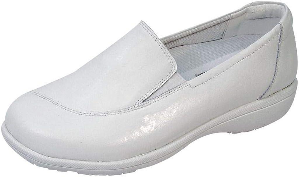 24 Hour Comfort Lila Women Soldering Adjustable Wide Width on Slip Loafers Max 75% OFF