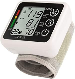 اندازه گیری فشار سنج فشار خون مچ دست اتوماتیک مچ دست Binglinghua