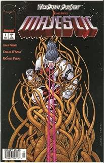Wildstorm Spotlight #1 Featuring Majestic February 1997