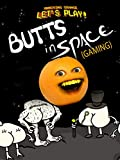 Clip: Annoying Orange Let's Play - Butts in Space (Gaming)