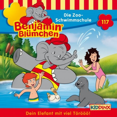 Die Zoo-Schwimmschule     Benjamin Blümchen 117              By:                                                                                                                                 Vincent Andreas                               Narrated by:                                                                                                                                 Jürgen Kluckert,                                                                                        Katja Primel,                                                                                        Marie Bierstedt                      Length: 41 mins     Not rated yet     Overall 0.0